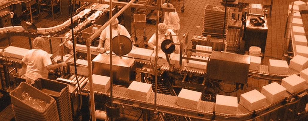 Verwerkende Industrie